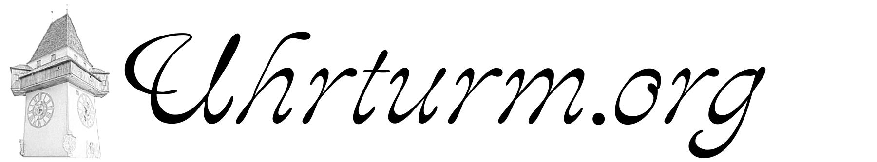 Uhrturm.org-Logo